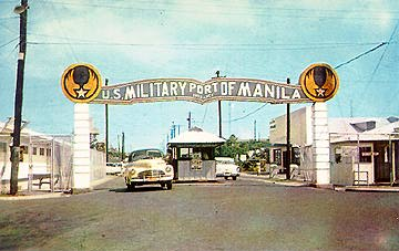Manila, 1956